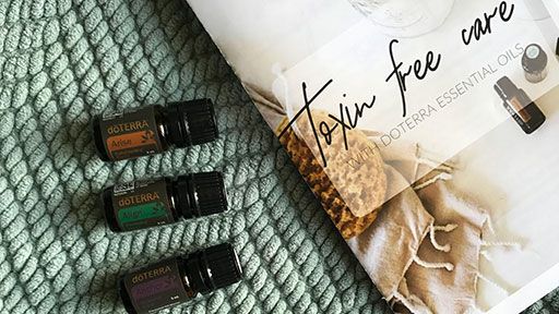 Try the doTERRA toxin free collection